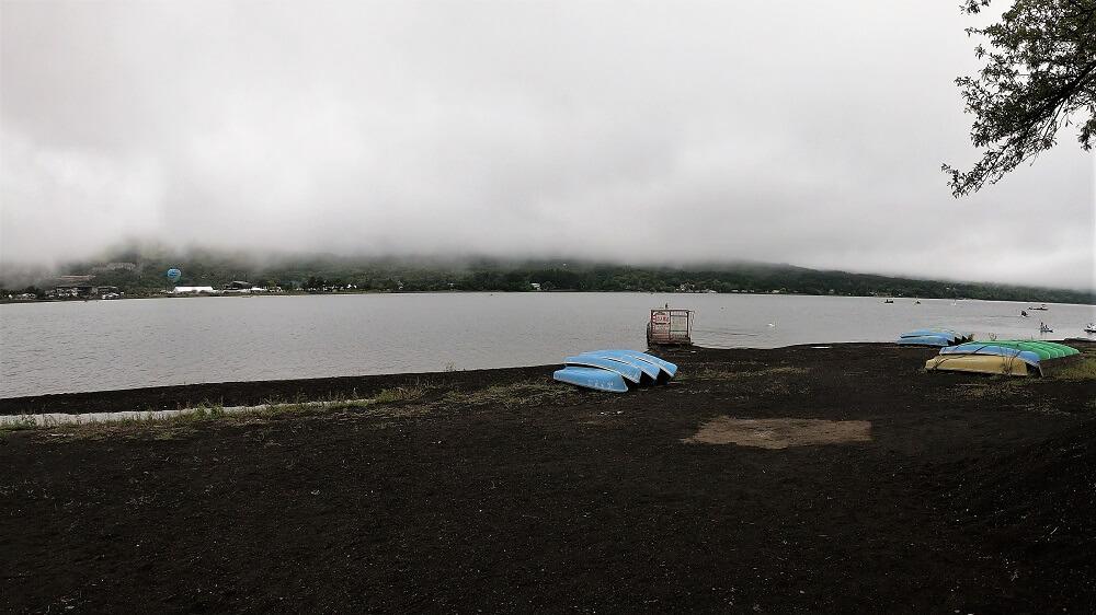 山中湖みさきキャンプ場