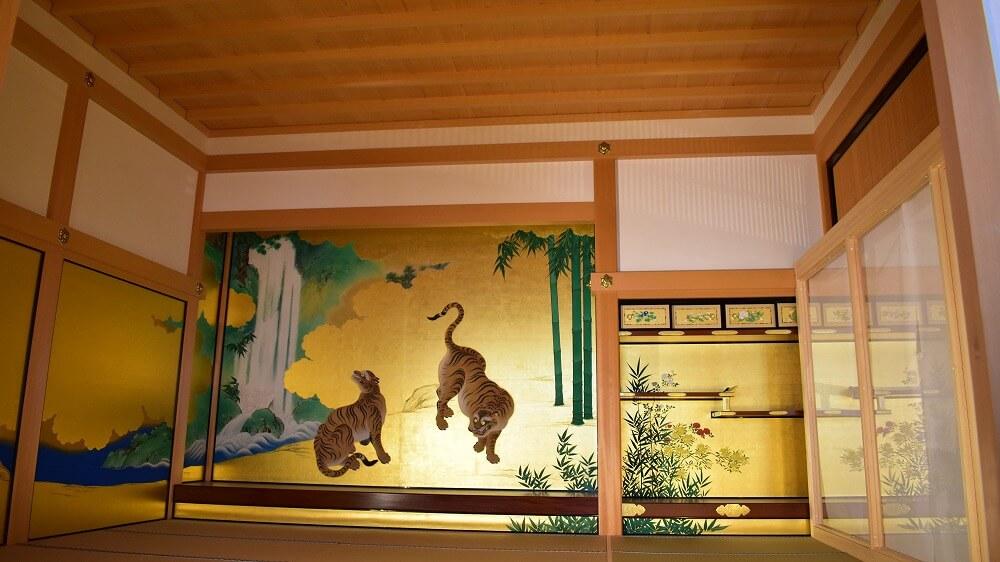 名古屋城本丸御殿玄関二之間
