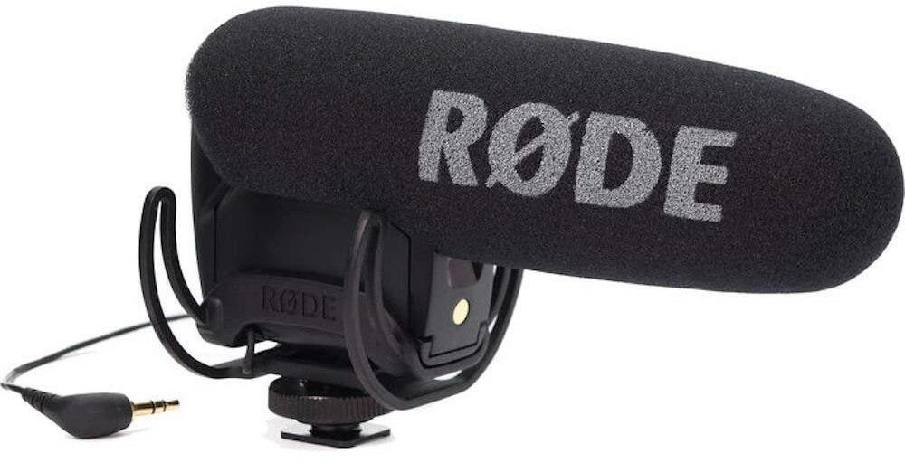 マイク:RODE VideoMic Pro Rycote