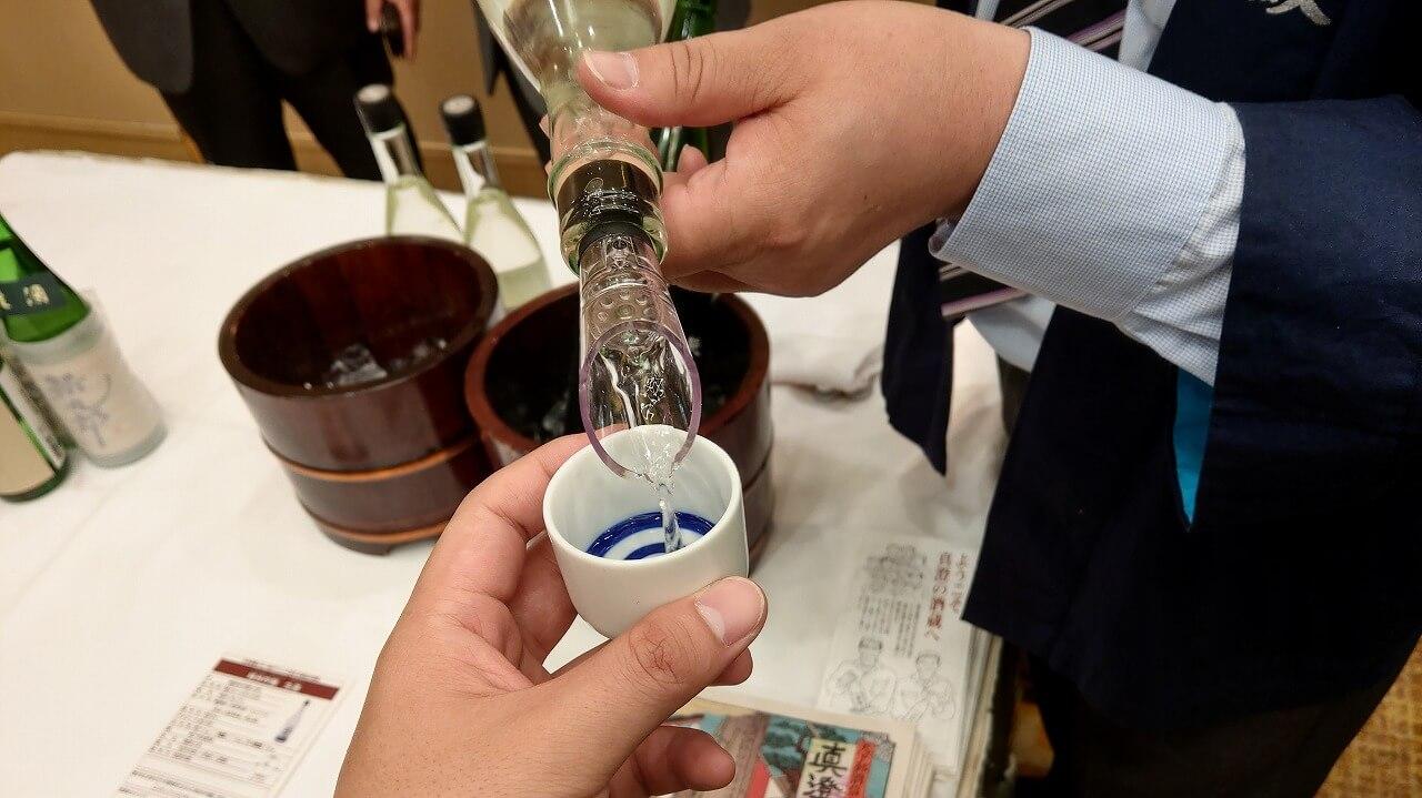 沼津 酒・ながしま 春の宴 大試飲会 日本酒