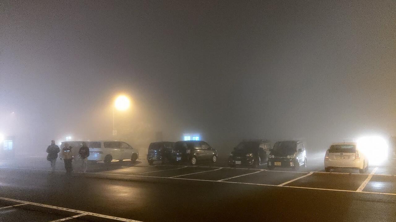 富士宮口水ヶ塚駐車場