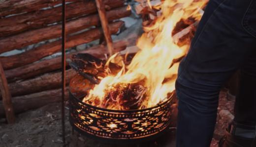 ガレージブランド焚き火台6選|個性派キャンパーにおすすめしたい魅力あふれる焚火台