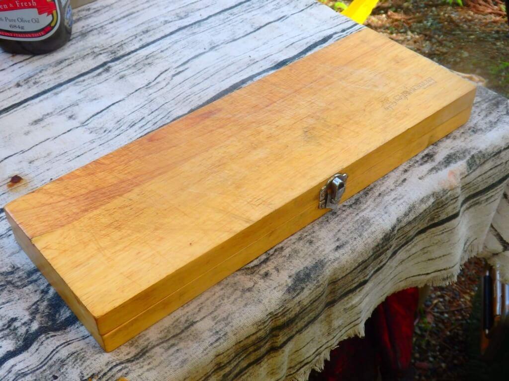 折りたたんだまな板 マナイタセット