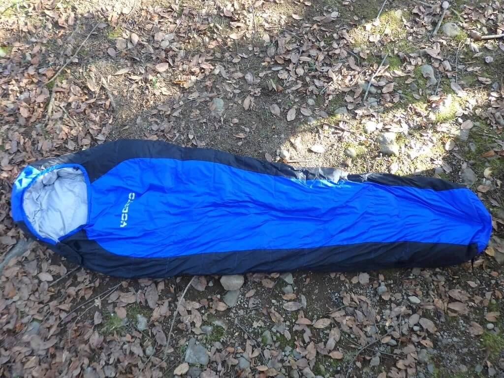 冬用寝袋 YOGOTO