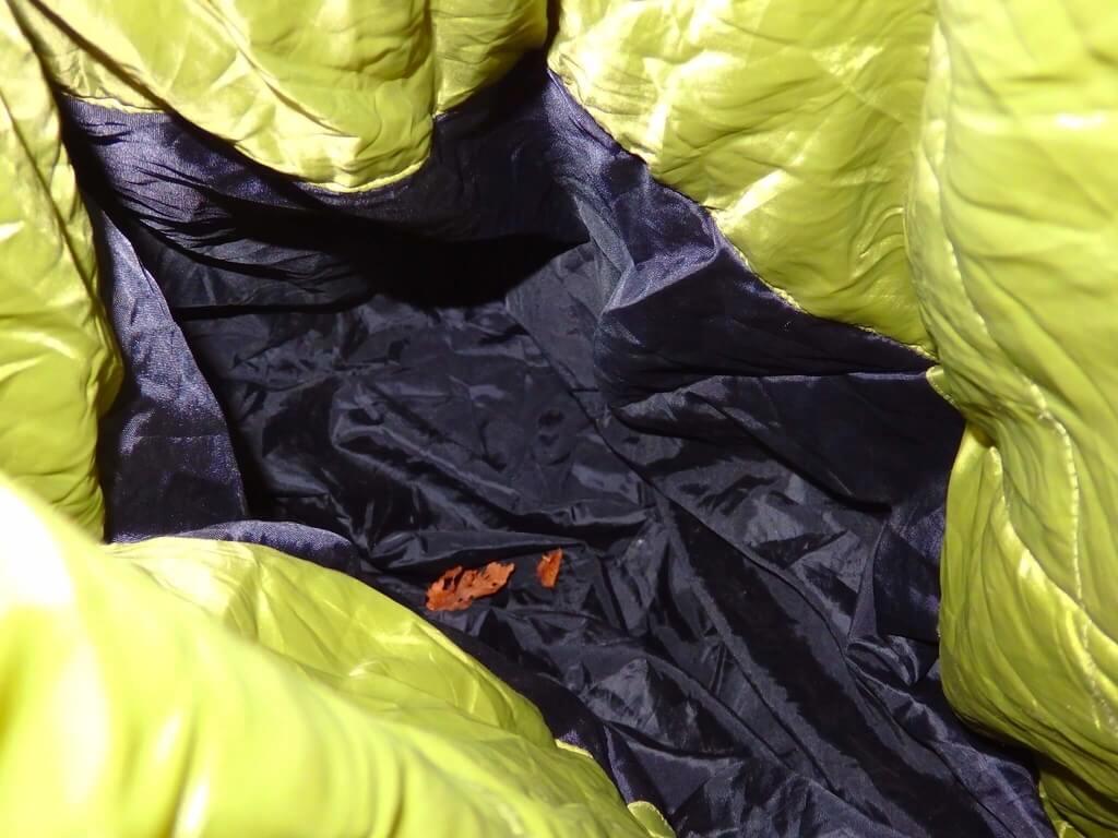 摩耗に強いナイロン製のフットボックス DDHammocksハンモック用寝袋