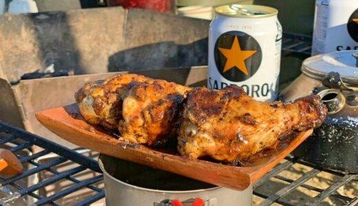 【キャンプ飯】バッファローチキンウィング|ピリ辛ジューシーのお手軽レシピ
