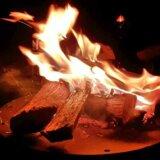 DODビートルくん 燃え盛る炎