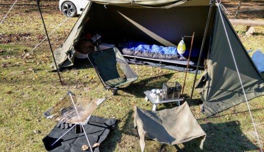 2020年買ってよかったキャンプ用品ベスト10|サイズ重視のキャンパーがチョイス