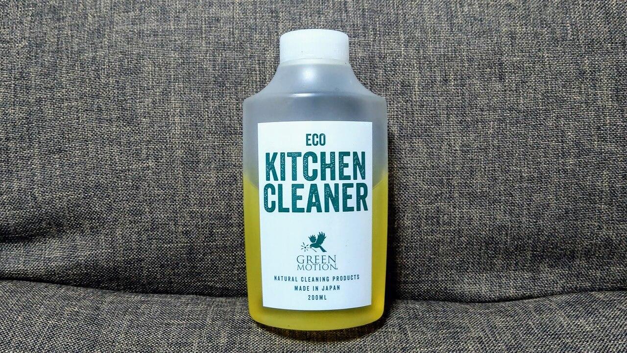 GREEN MOTION エコキッチンクリーナー
