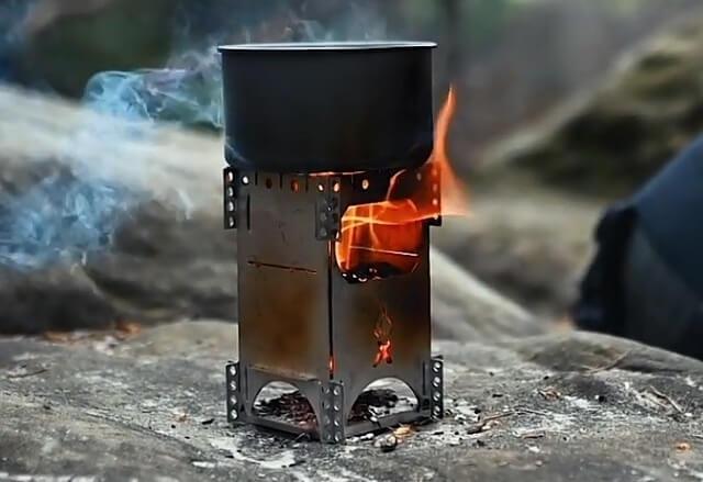 FlexFire Premium 焚き火台