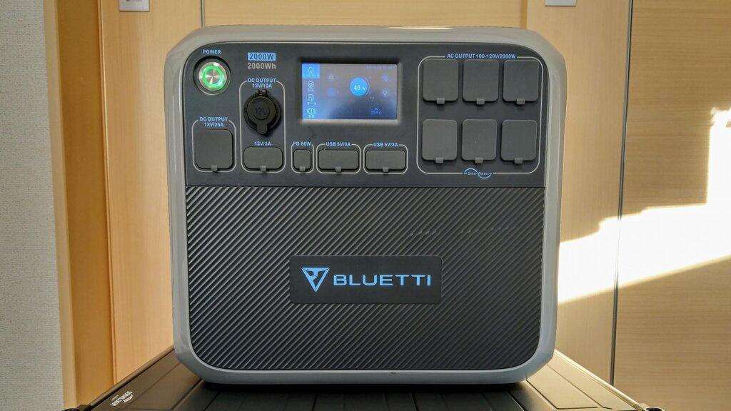 BLUETTI ポータブル電源 AC200