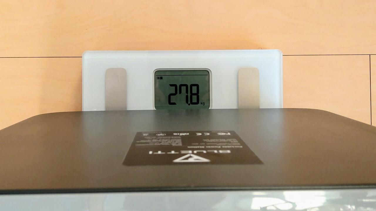 BLUETTI ポータブル電源 AC200Pの重量