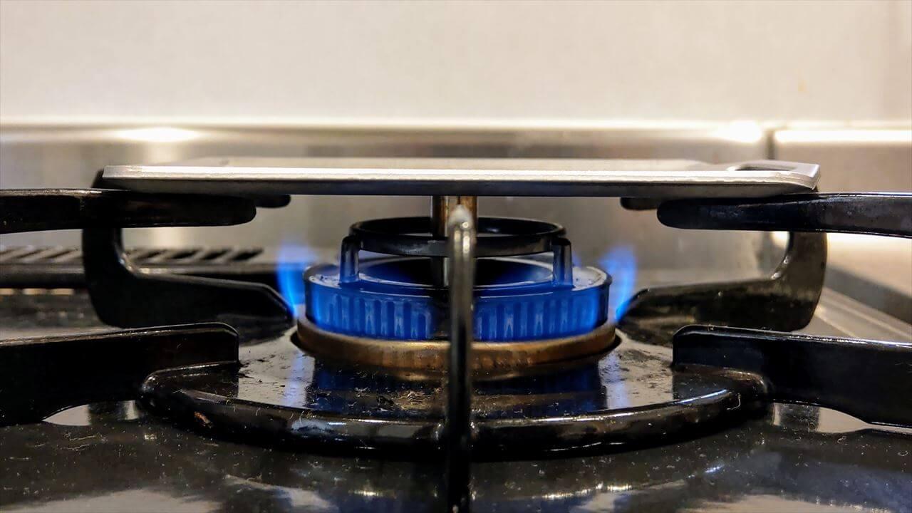 セリア ミニ鉄板 シーズニング・空焼き