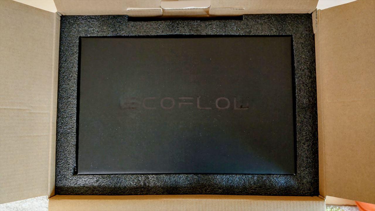 EcoFlow RIVER Pro ポータブル電源 付属品小箱